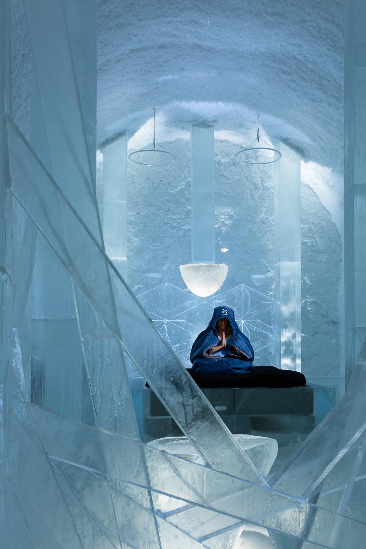 icehotel jukkasjärvi icehotel wellness week pilates complete