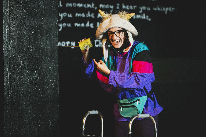 Mavis in  Gruff! the Musical  Averie Cole Photography