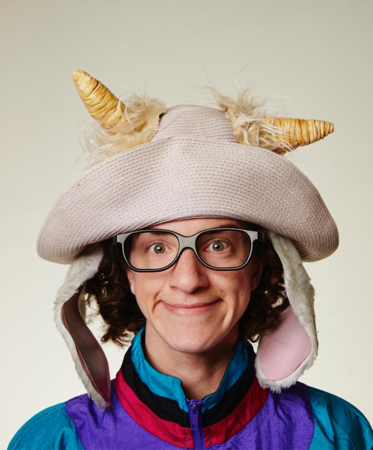 Mavis in  Gruff! the Musical  Eric Michael Pearson Photography