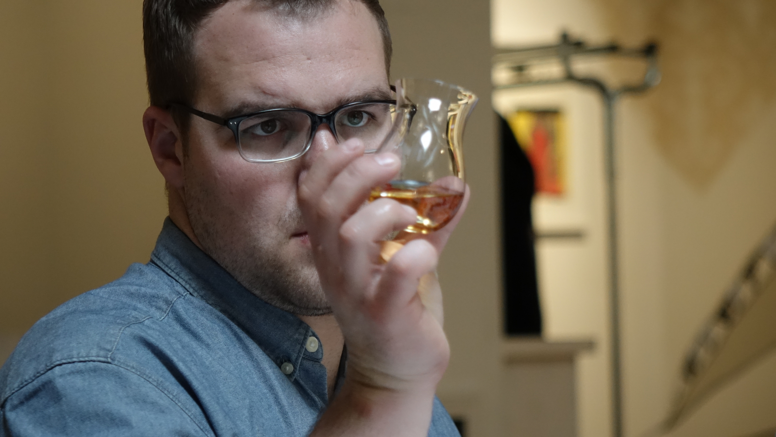 Alex Renshaw - 2015 International Whisky Competition