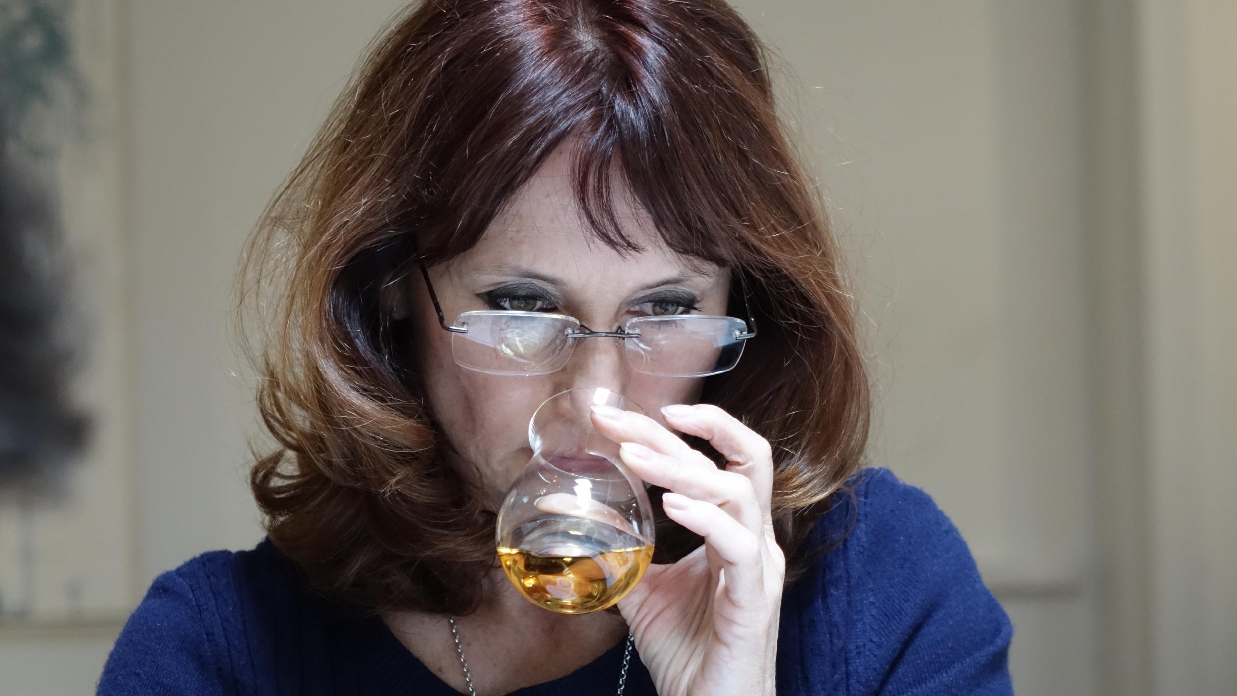 Agi Toth - 2015 International Whisky Competiton