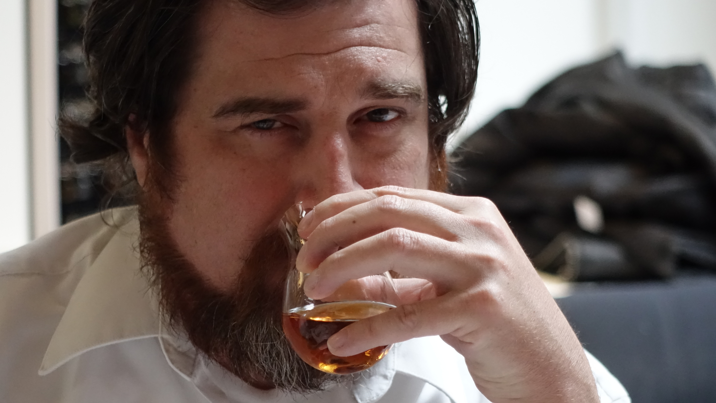 John Paddon - 2015 International Whisky Competition
