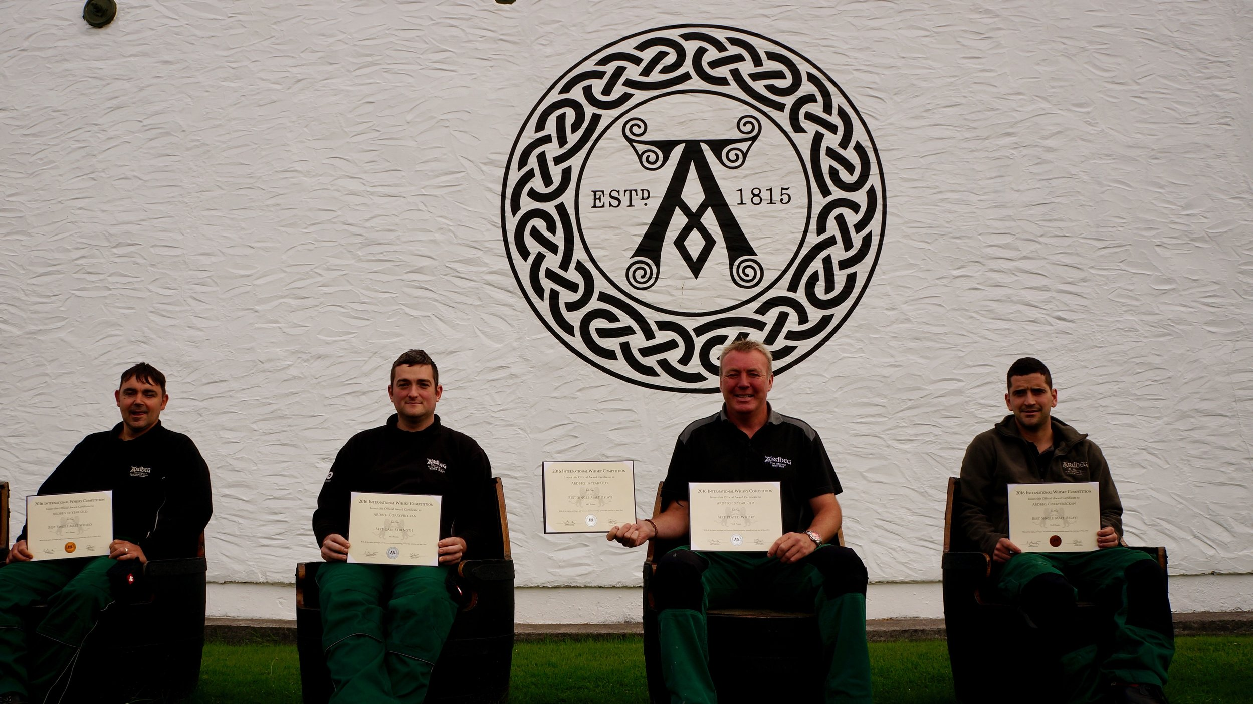 The Ardbeg Boys