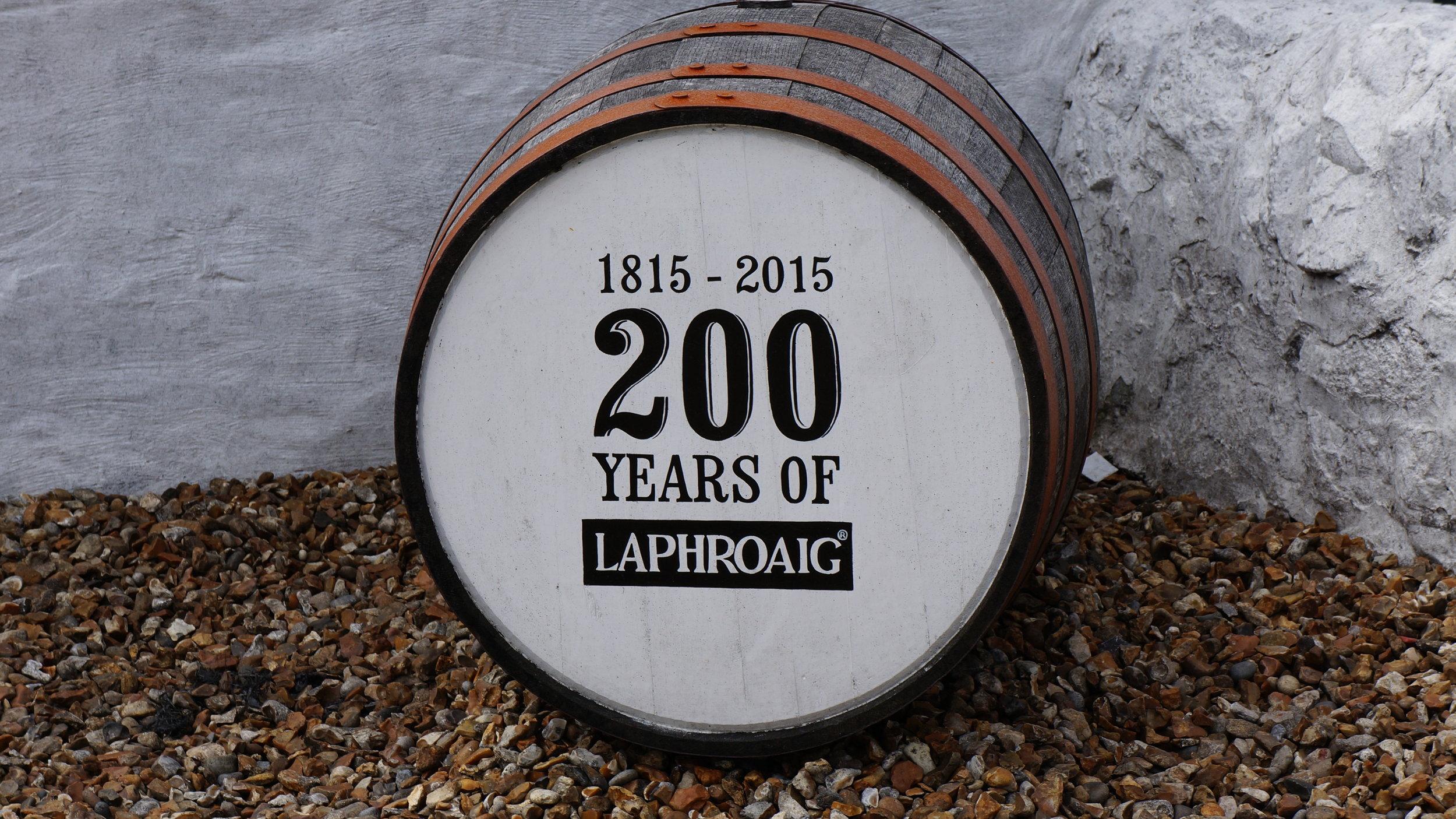 Laphroaig 200 Years