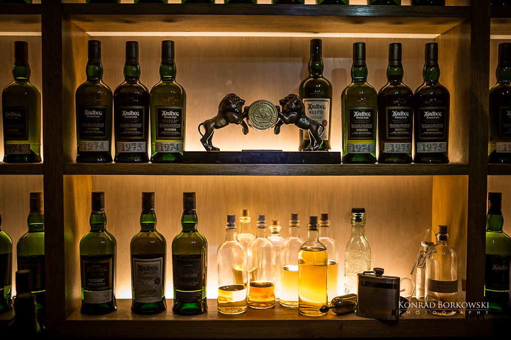 Ardbeg: 2017 Winner of Golden Barrel Trophy