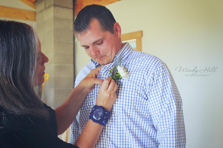 Maine Wedding Photographer groom and Mum summer wedding.jpg
