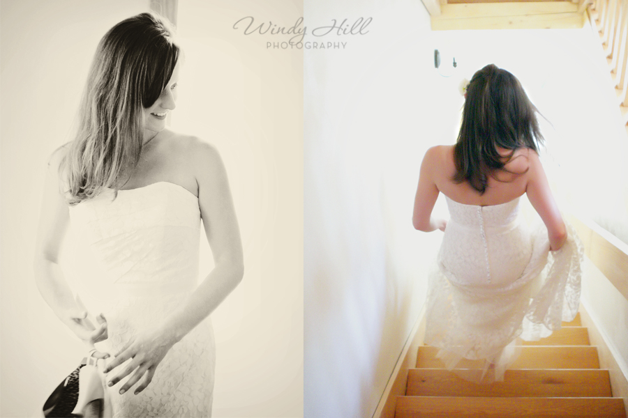 Maine Wedding Photography The Bride going to ceremony.jpg