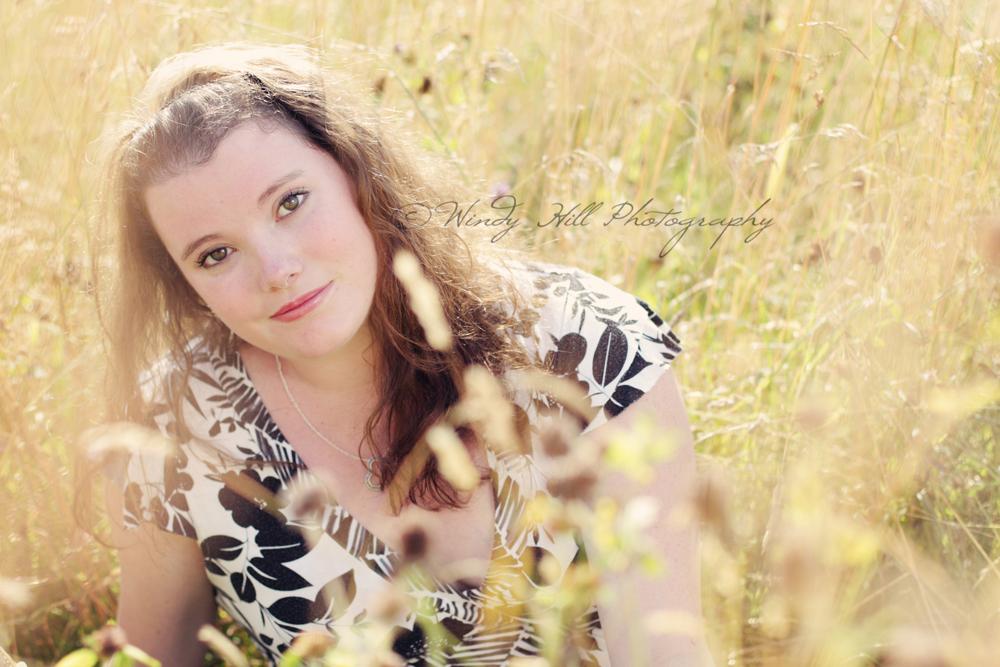 Maine Senior Photographer golden summer field senior girl.jpg