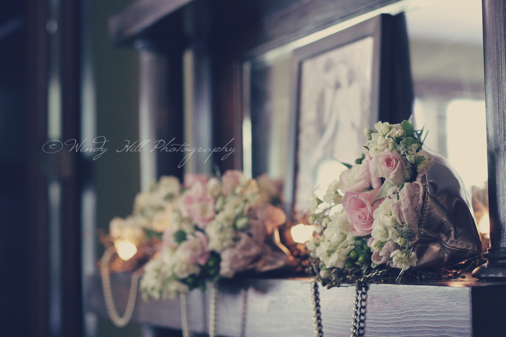 vintage wedding details bridesmaids bouquets.jpg