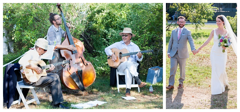 Maine Wedding Photography Portland string trio