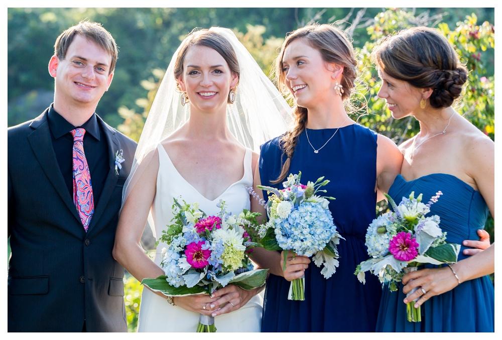 Maine Wedding Photographers Portland Fish Point siblings