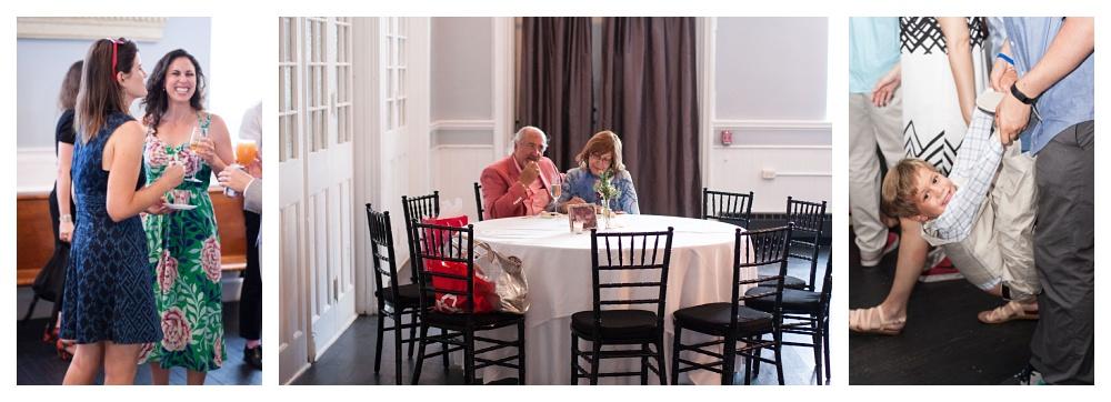 Maine Wedding Photography Grace Restaurant reception