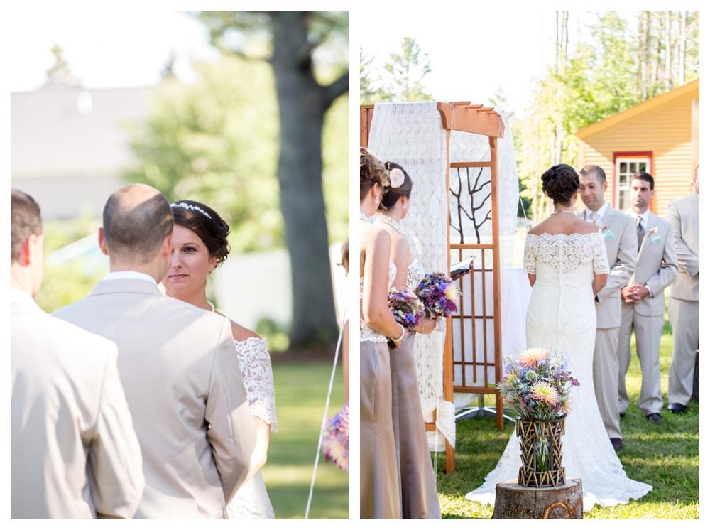 Maine Wedding Photographer Bethel Keith and Charity