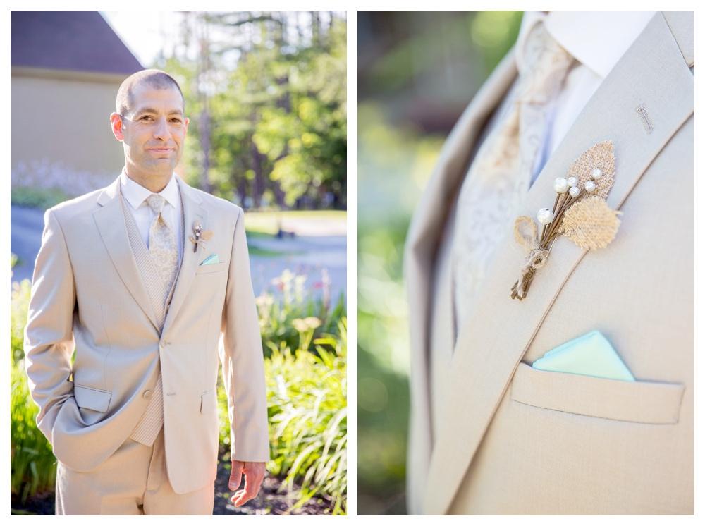 Maine Wedding Photographer Bethel Groom Portraits details