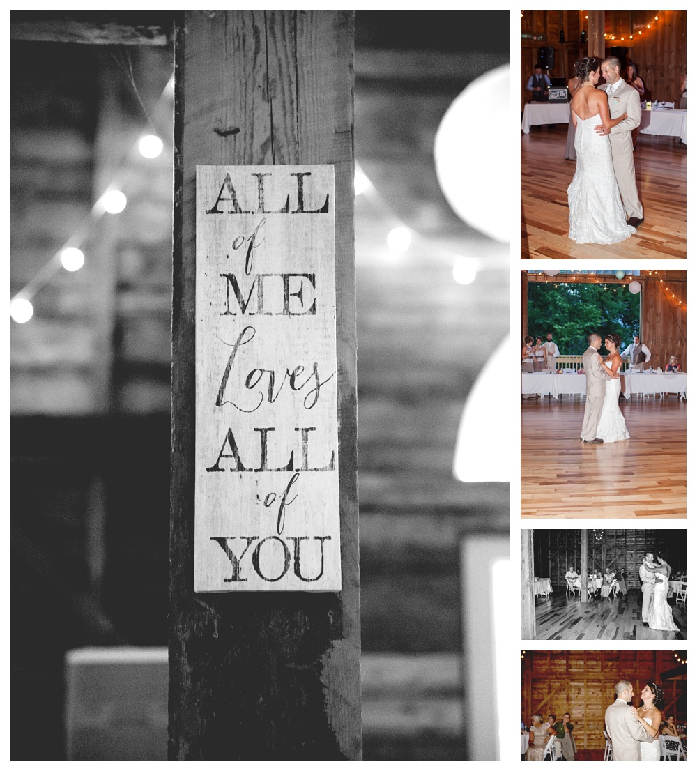 Maine Wedding Photographer First Dance Bethel
