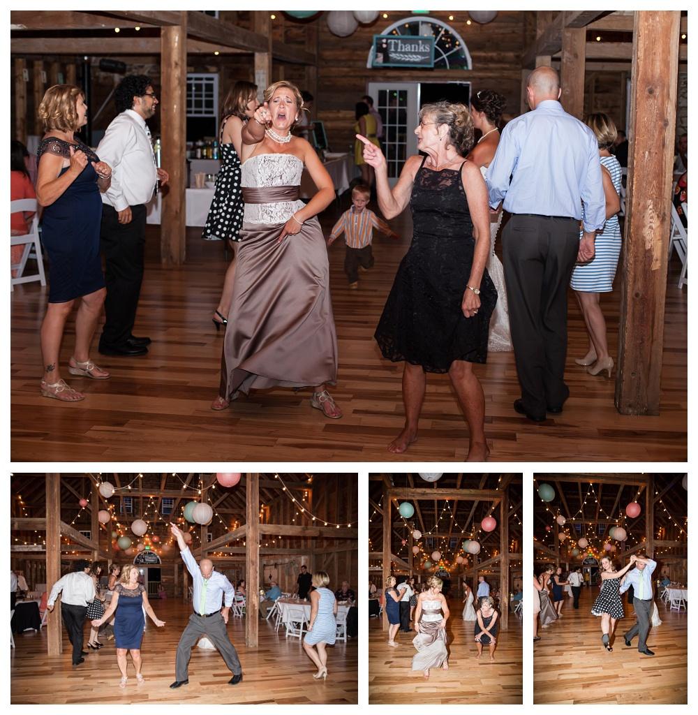 maine wedding photographer bethel dancing reception barn venue