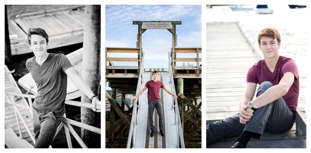 Maine Senior Photographer boy lincoln academy 2016