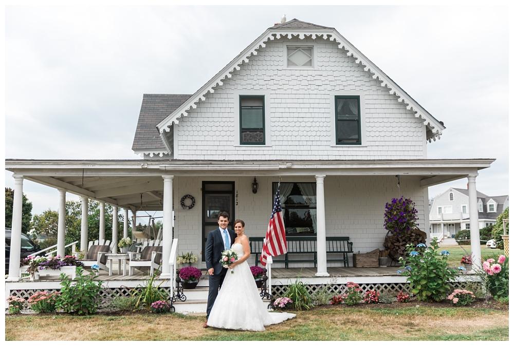 Maine Wedding Photographer Harpswell Maine