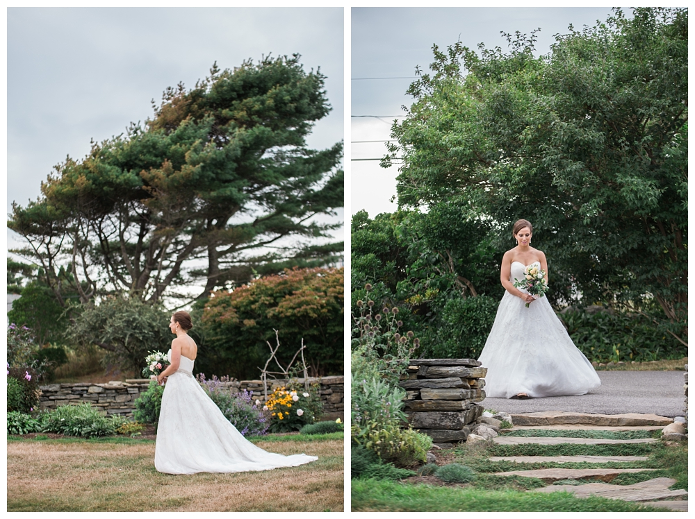 Maine Wedding Photographer Harpswell Maine Ceremony