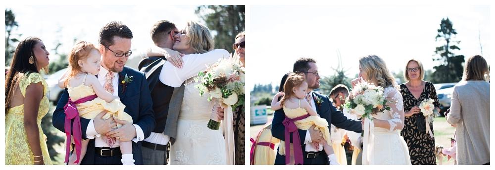 Maine Wedding Photographer Pemaquid Point Lighthouse Ceremony
