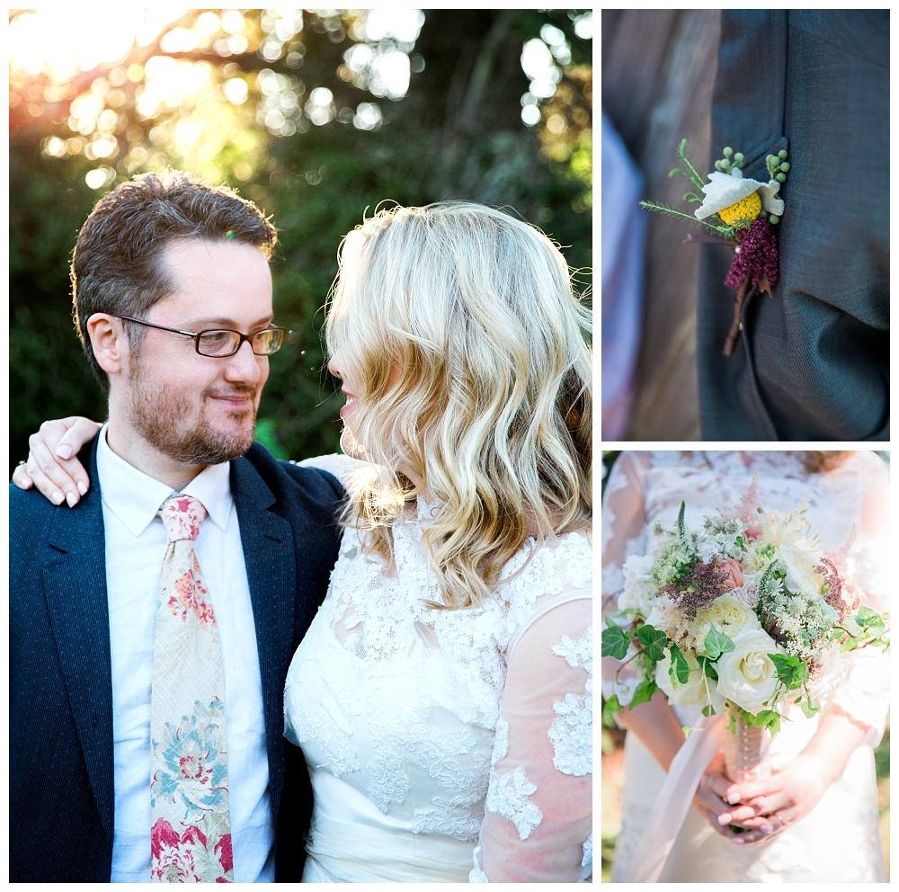 Maine Wedding Photographer The Bradley Inn New Harbor Reception flowers