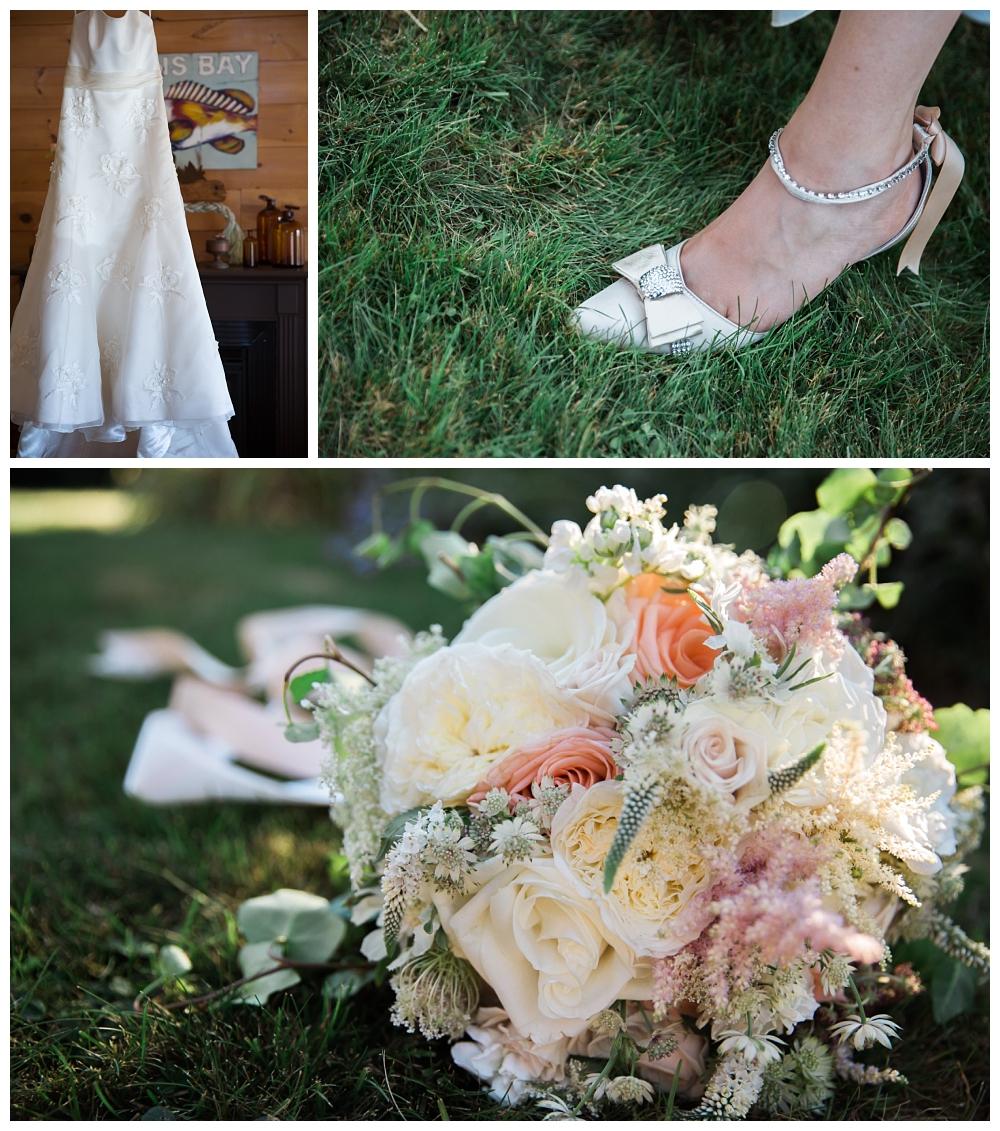 Maine Wedding Photography The Bradley Inn details