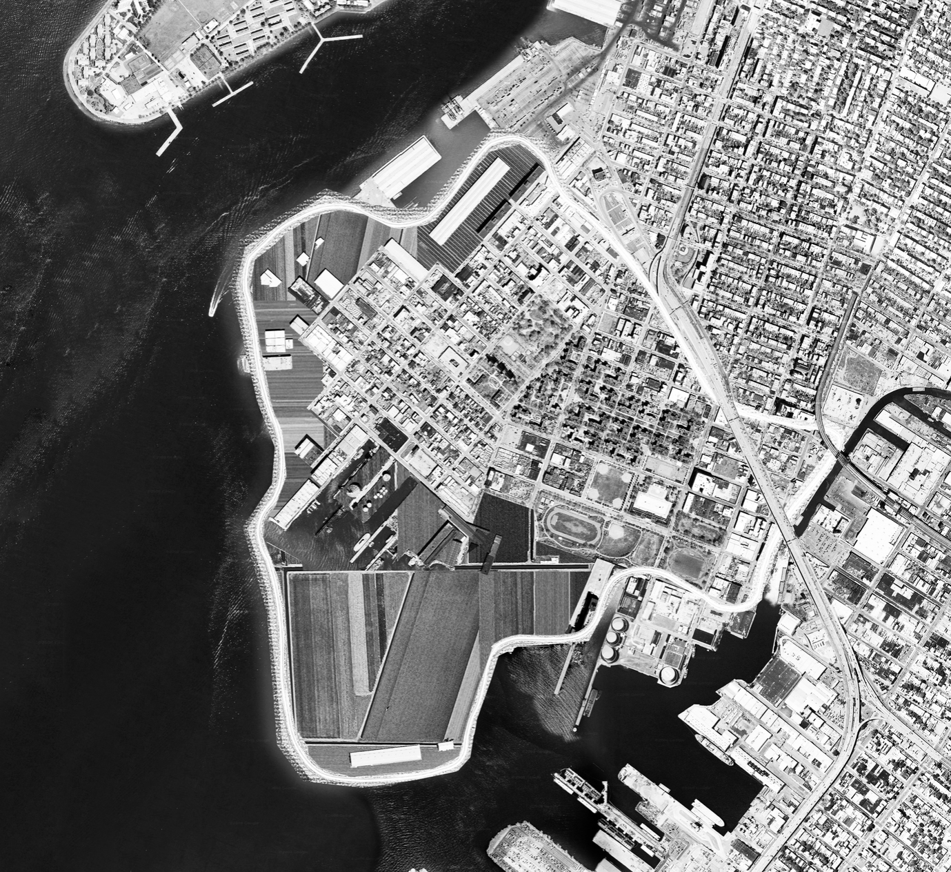 Aerial DAM bw.jpg