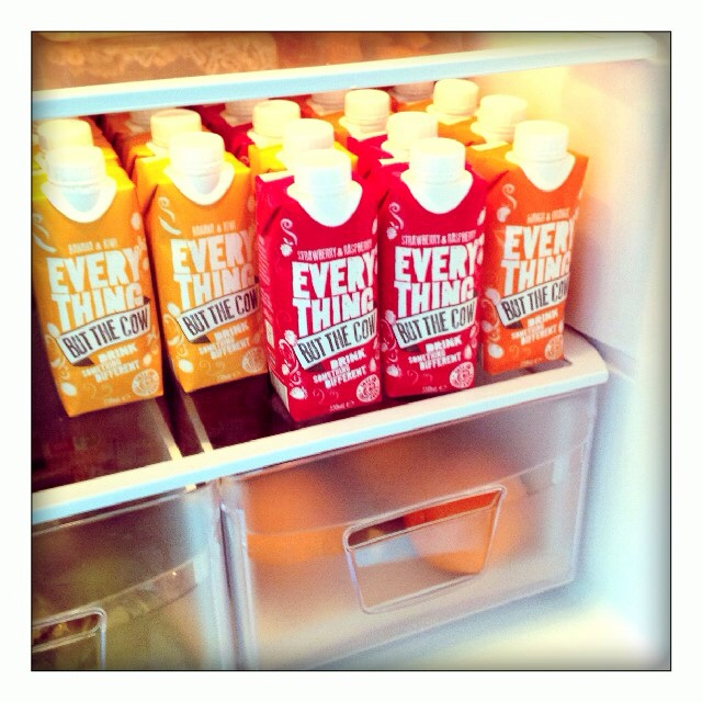 My Fridge has never looked better!
