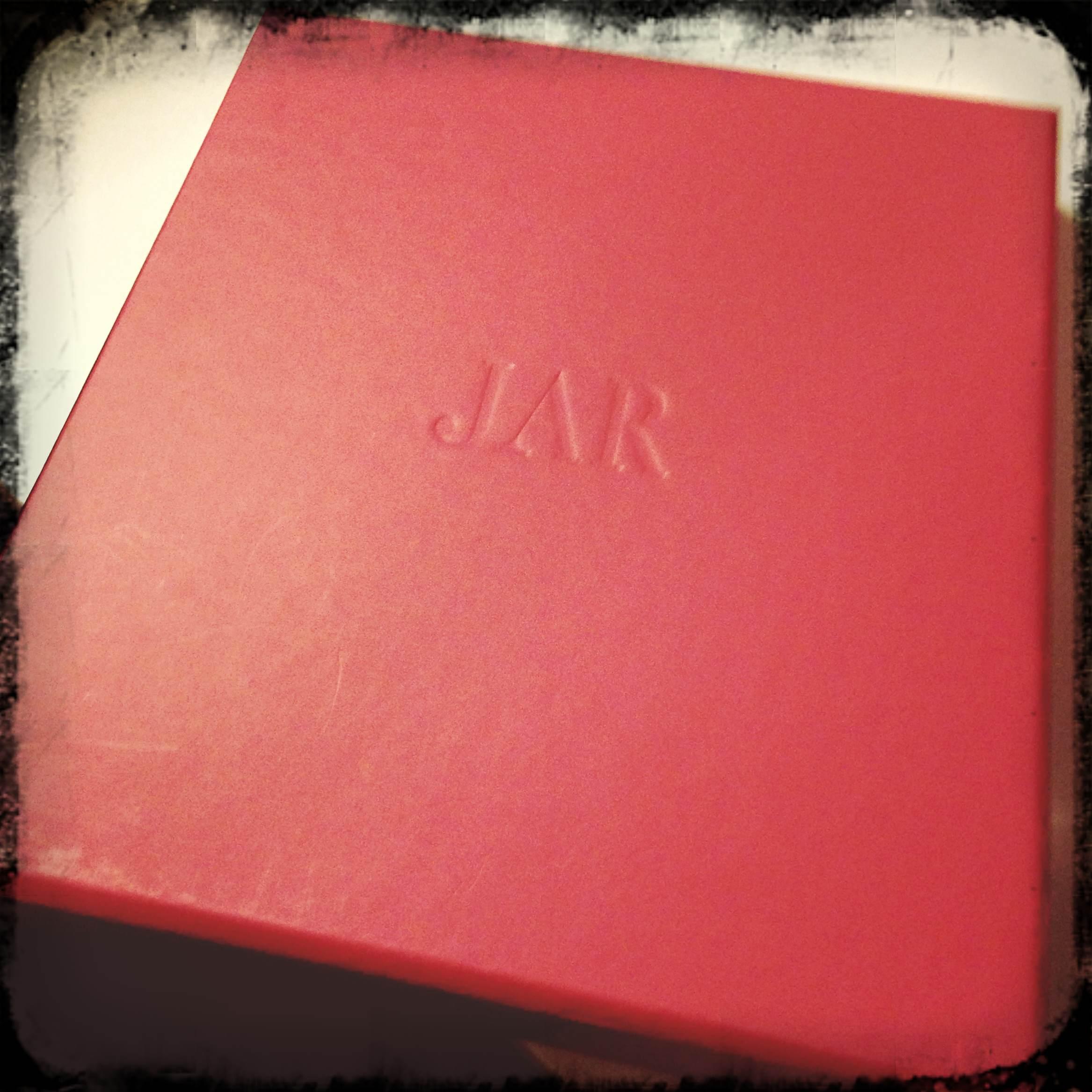JAR book from the MET exhibition.