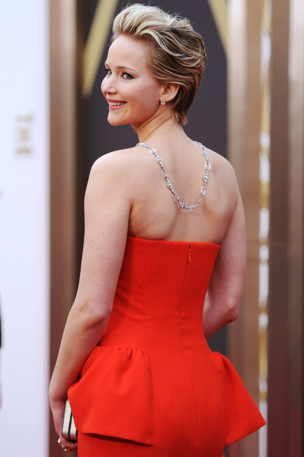 Jennifer Lawrence in Neil Lane