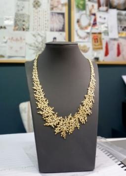 Beth Gilmour jewelry studio