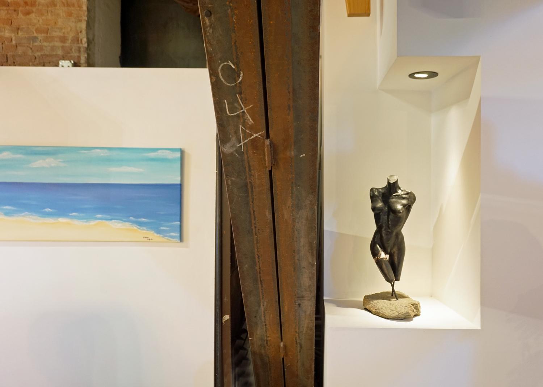 claudia endler designs painting sculpture