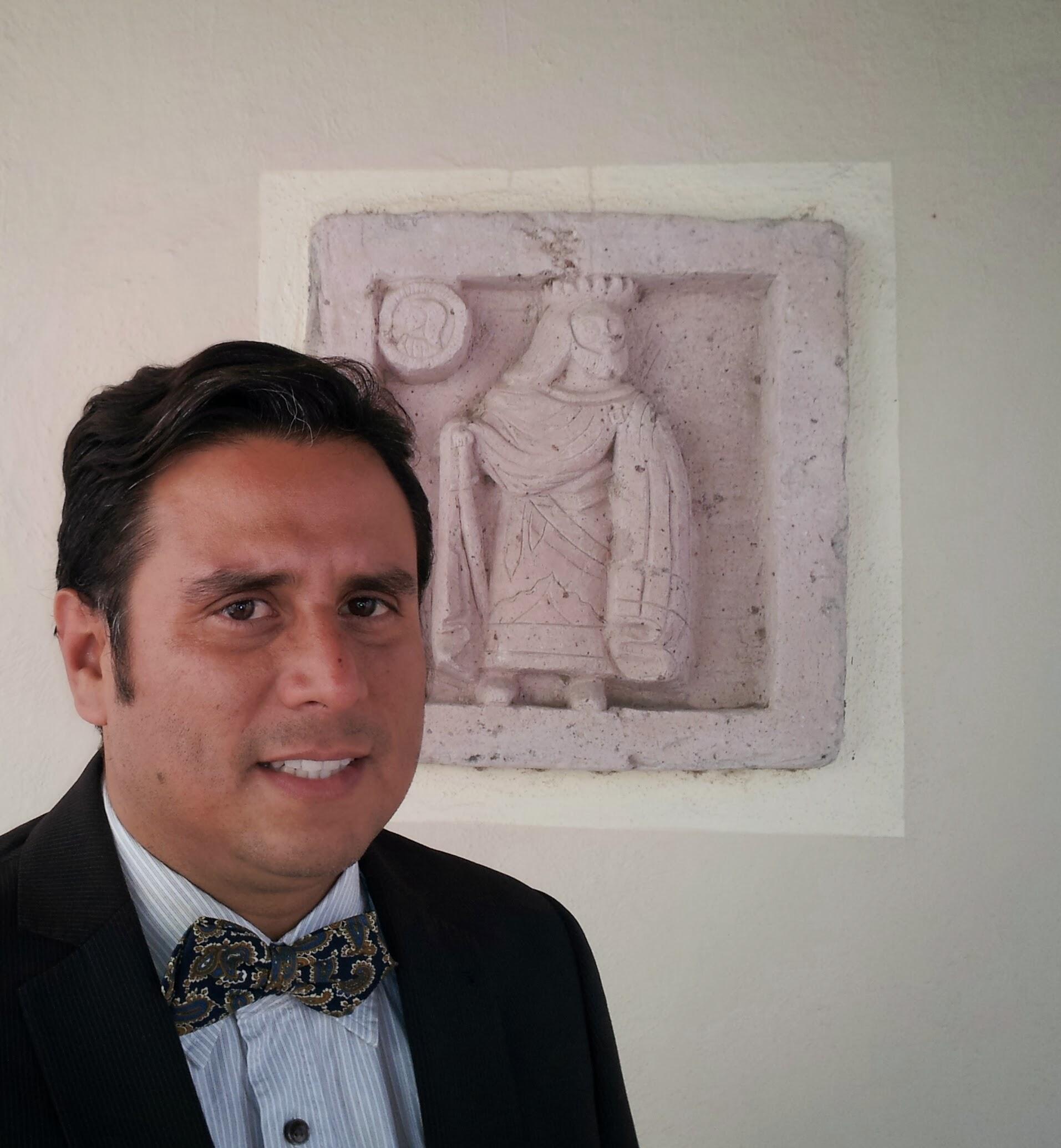 Garcia Ruiz, arquitecto que implementó el protocolo de restauración del inmueble catalogado  en Positos 81.