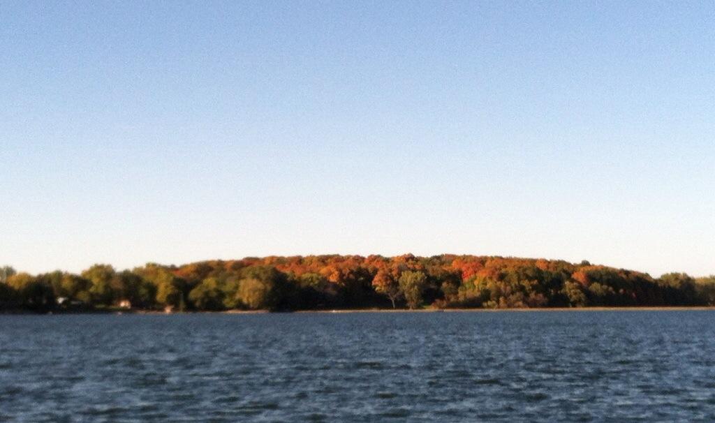 Picturesque Lake Waconia