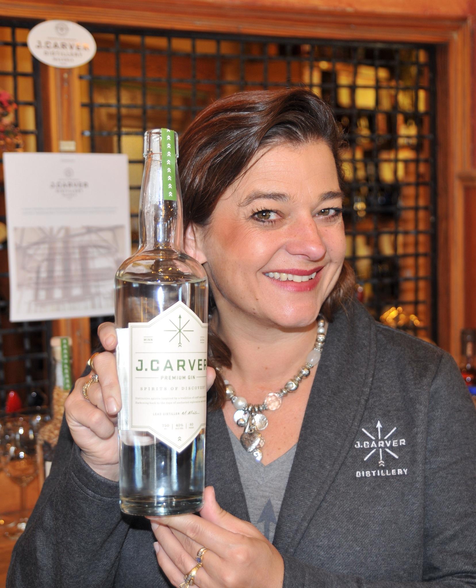 Gina Holman of Victoria.
