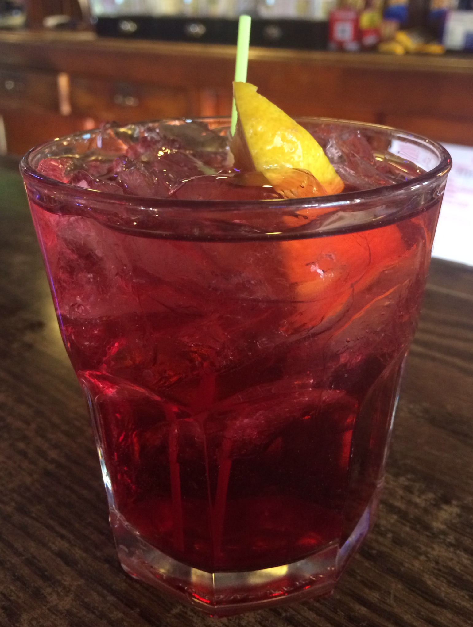 The Crimson Splash is featuredat local establishments in Waconia including  Chumley's ,  The Saloon , Hoppers, and Island View Dining.
