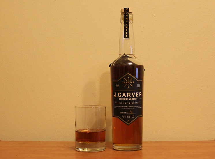 J. Carver is releasing one of the first Minnesota bourbons.