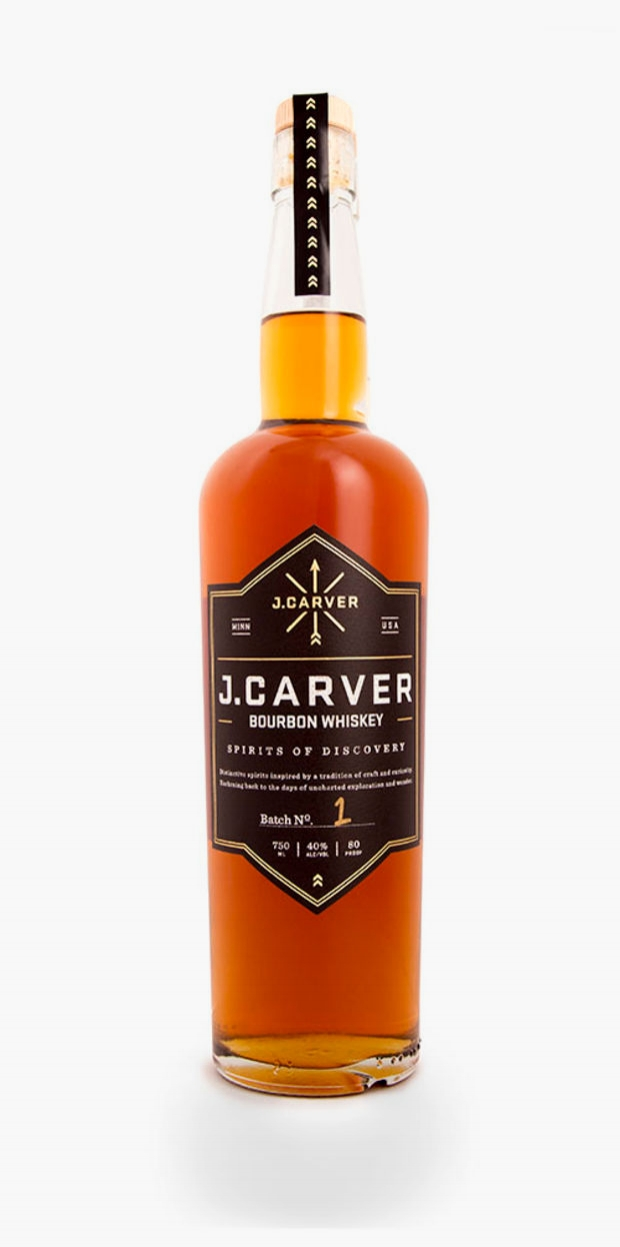 J. Carver Bourbon Whiskey