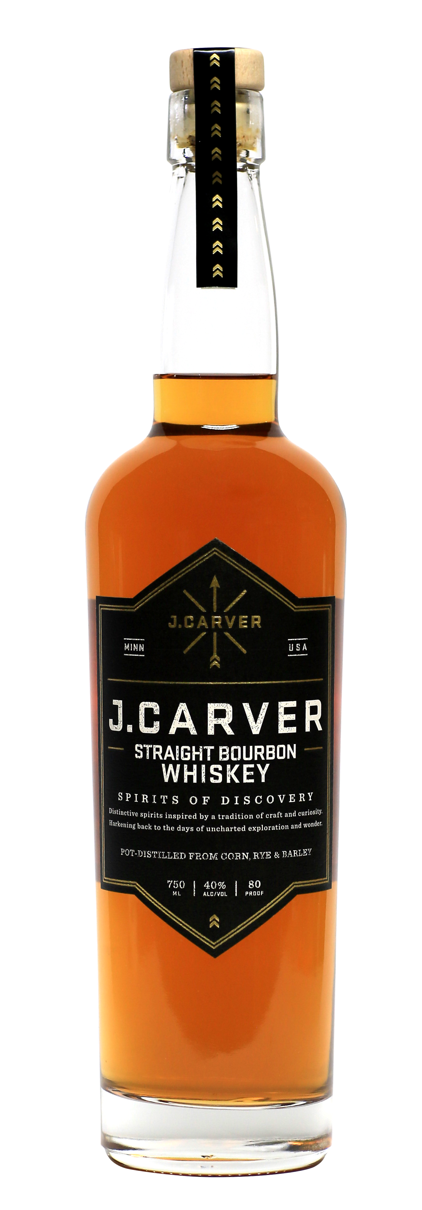 J Carver Straight Bourbon Whiskey.png