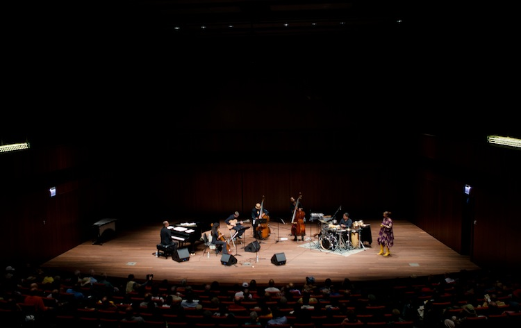Dee Alexander's Evolution Ensemble | Photo by Marc Monaghan