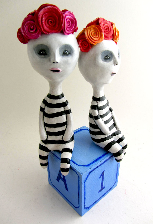 Little Flower Heads