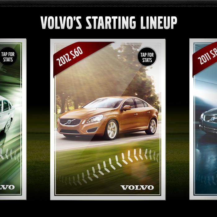 Volvo : MLB