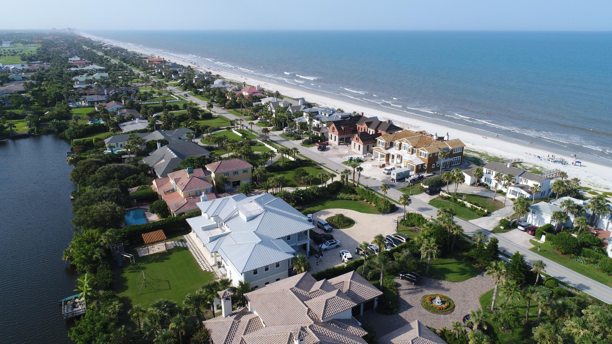 Drone Filming - Beach 2