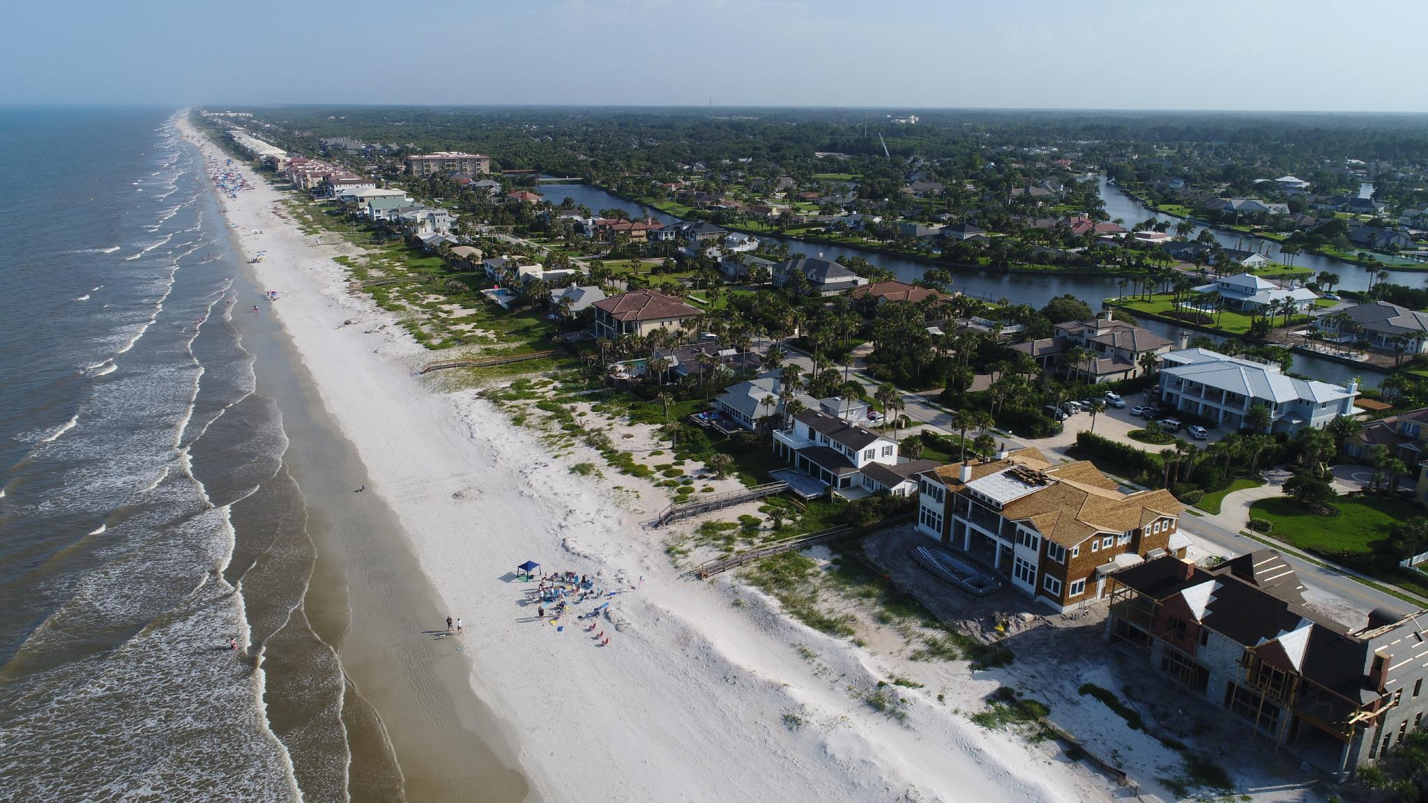 Drone Filming - Beach