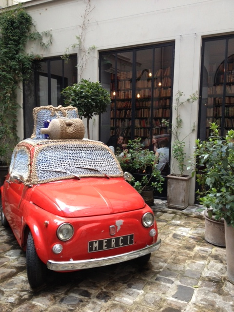 A visit to MERCI in Paris