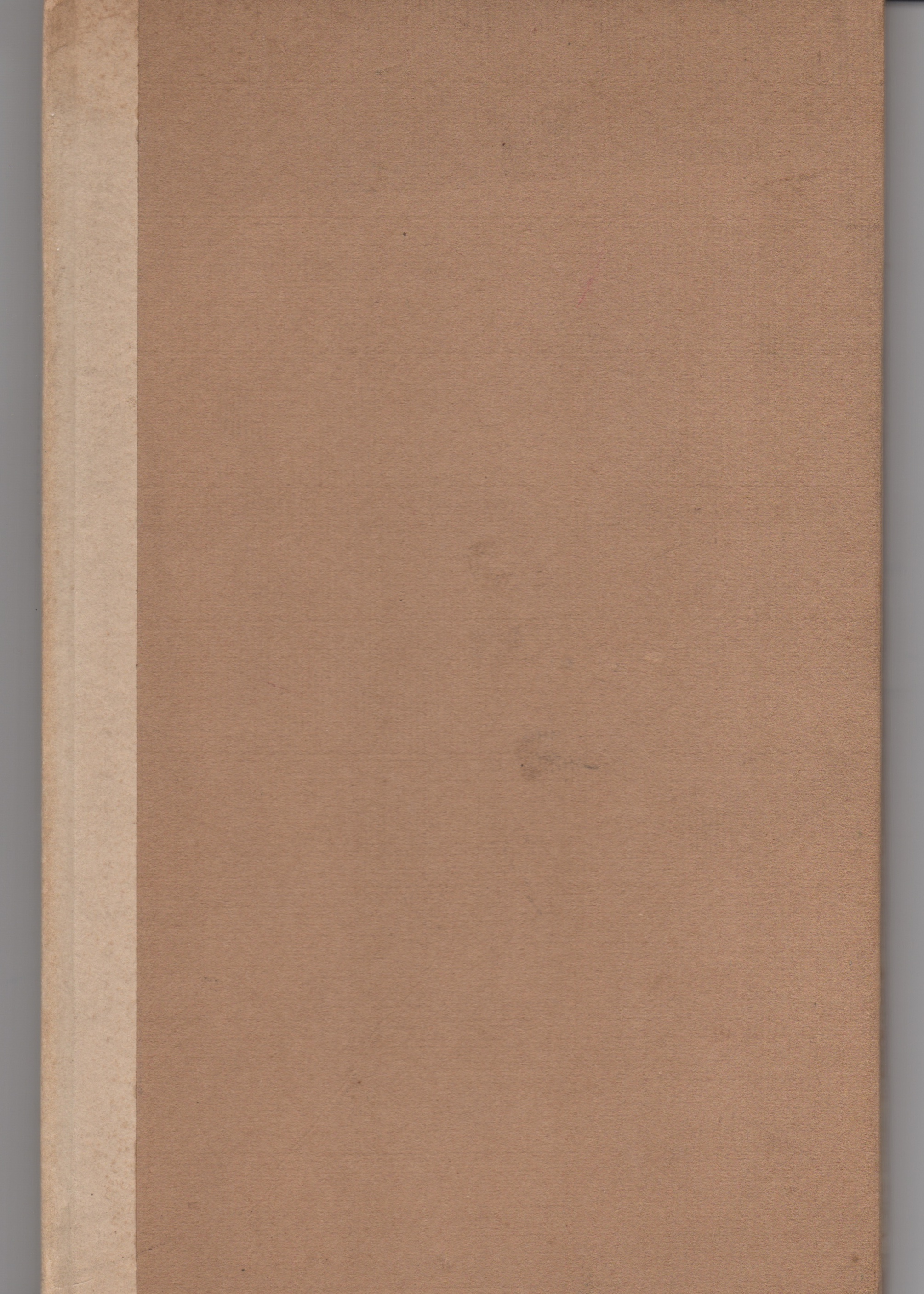 What book is this? The cover tells you nothing of the treasure that lies inside.