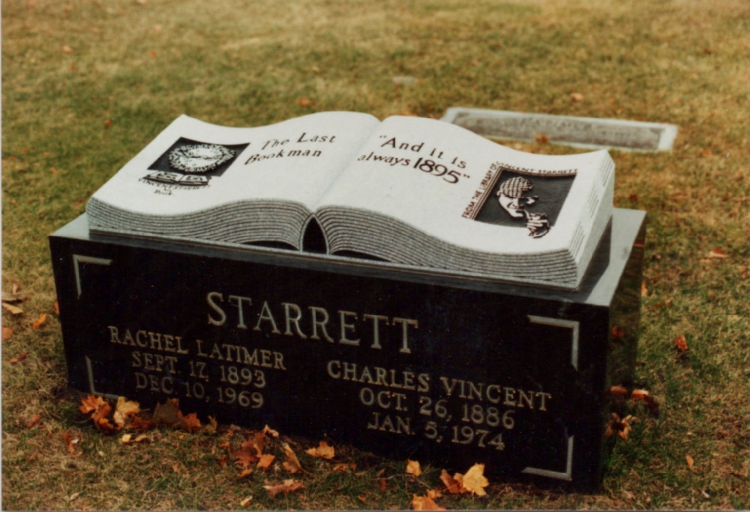 Donors to the initial campaign received this photo showing the pristine stone.