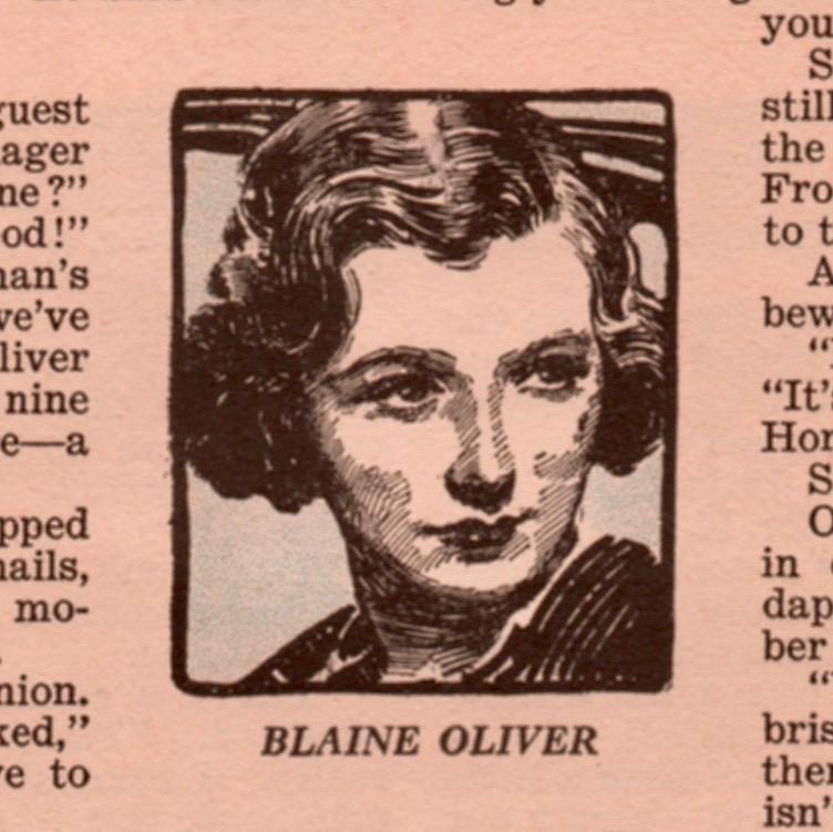 Recipe for Murder Blaine Oliver.jpg