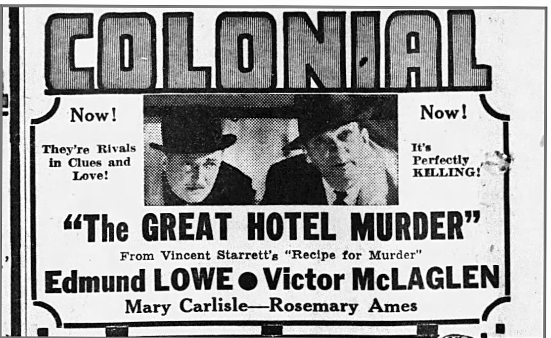 Publicity for the film played up the competition between Lowe and McLaglen, the same competition that had carried them through seven previous films.