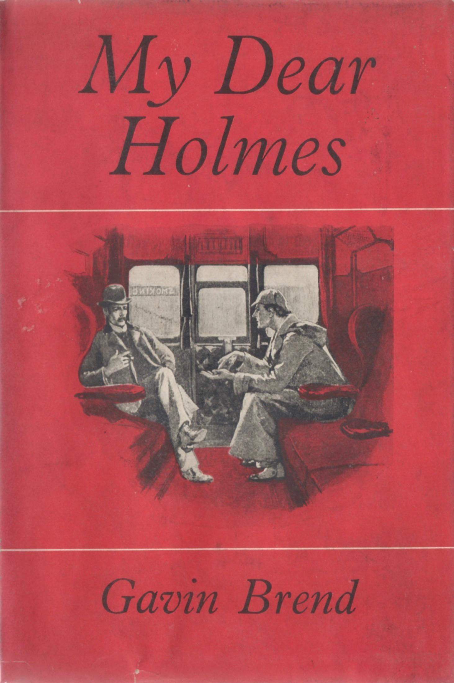 My Dear Holmes Baker Street By-Ways.jpeg